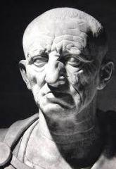 #42   Head of a Roman patrician   Republican Roman   75 - 50 B.C.E.   _____________________   Content: