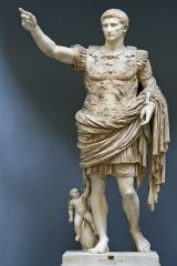 #43   Augustus of Prima Porta   Imperial Roman   Early first century C.E.   _____________________   Content: