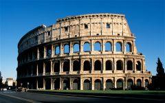 #44   Colosseum (Flavian Amphitheater)   Rome, Italy   Imperial Roman   70 - 80 C.E.