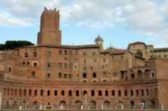#45   Forum of Trajan   Rome, Italy   Apollodorus of Damascus   106 - 112 C.E.   _____________________   Content: