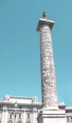 #45   Column of Trajan   Forum of Trajan   106 - 113 C.E.   _____________________   Content: