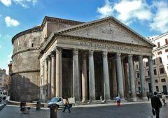 #46   Pantheon   Imperial Roman   118 - 125 C.E.