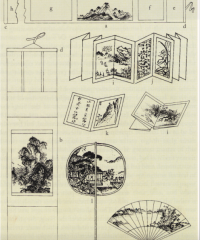 Formats of Chinese painting(?) [Pic]